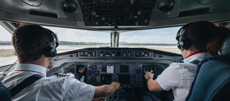 Airline Cadet Programme - frozen ATPL   Horizon SFA