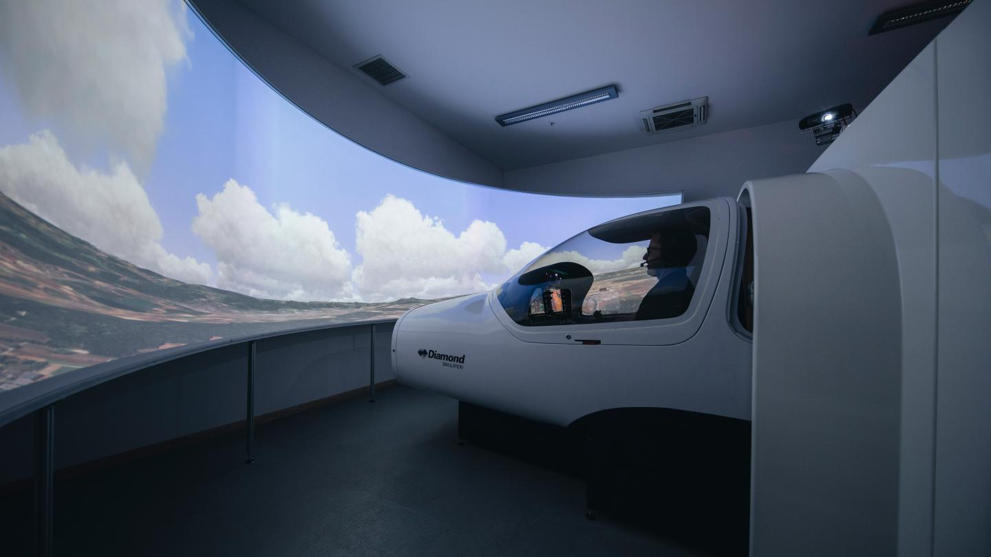 Flight Simulation Center