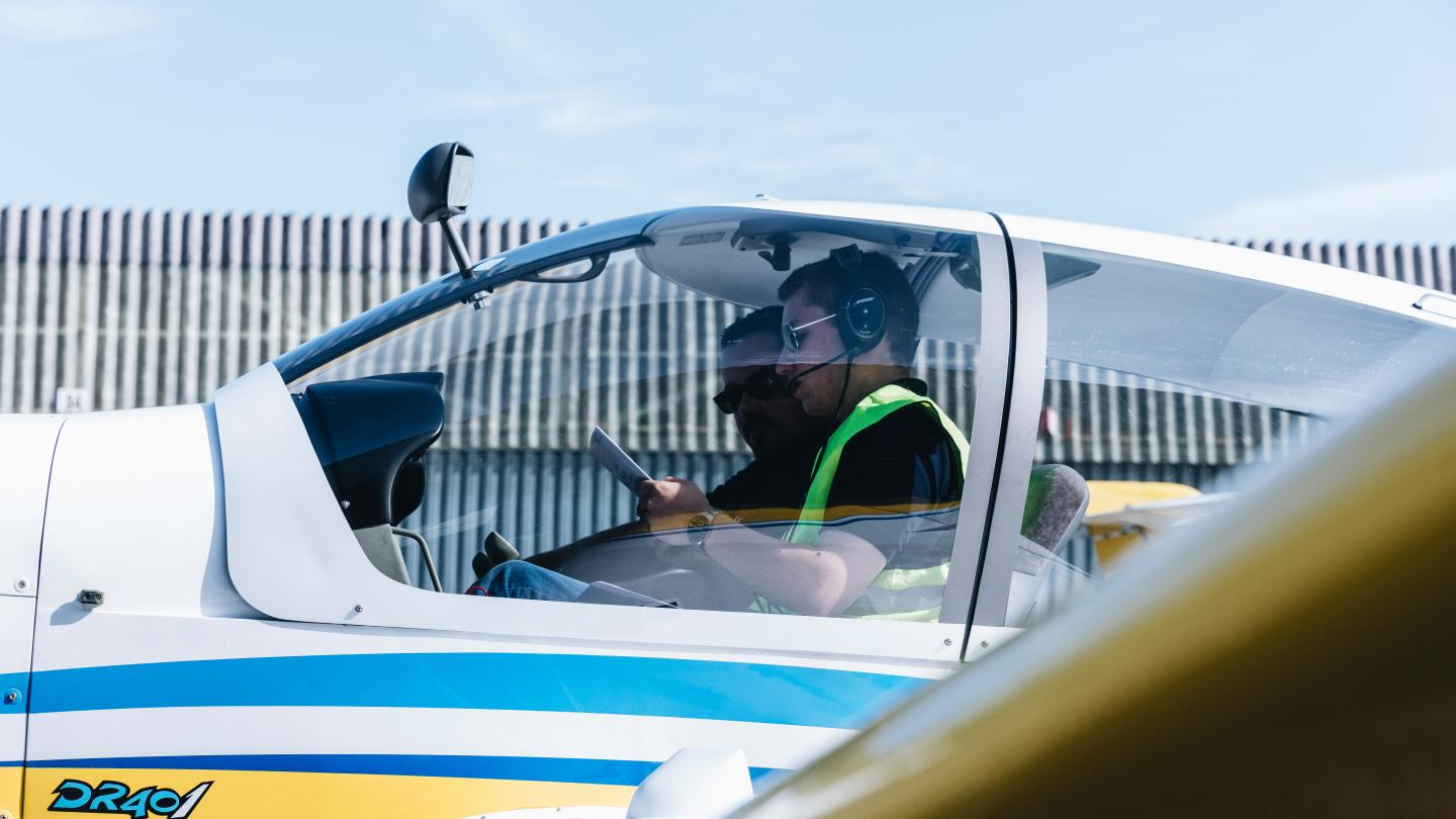 Pilot Training Swiss Flight Academy