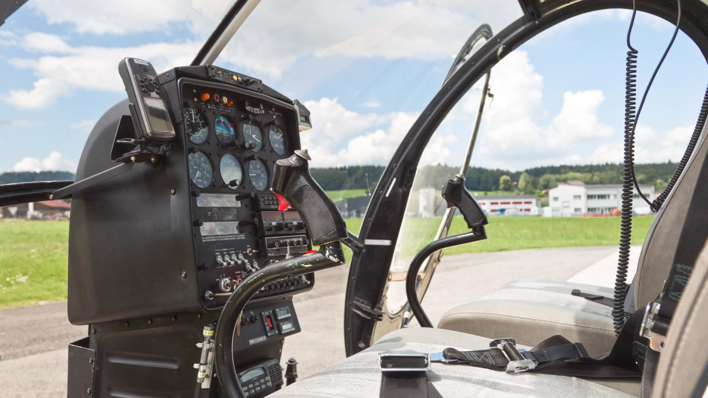 Private Pilot Licence Helicopter, Privatpilot Helikopter, PPL(H)