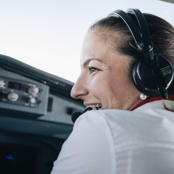 Pilotin werden Horizon Swiss Flight Academy